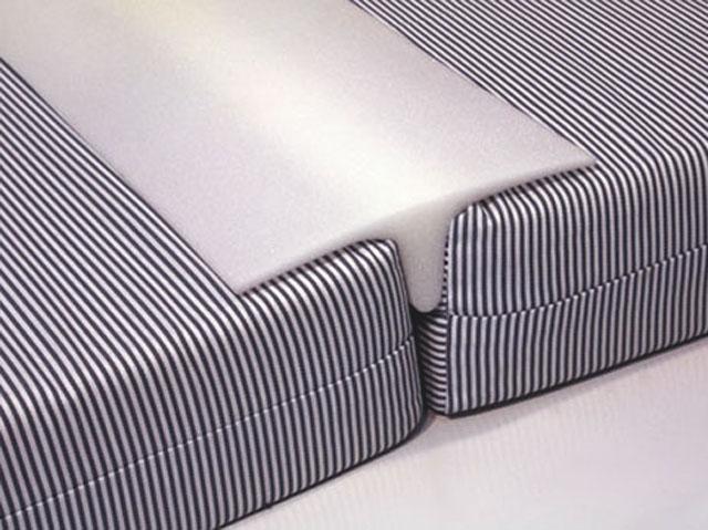 Foam Bed Bridge Combining Mattresses