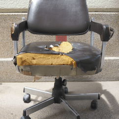 Desk Chair Diy Jennifer Convertibles Reclining Chairs Office Reupholstery Foam Factory Inc After Two Or Three Years Of Daily Use The Padding On A Typical Can Begin To Degrade Tends Flatten And Lose Its Shape