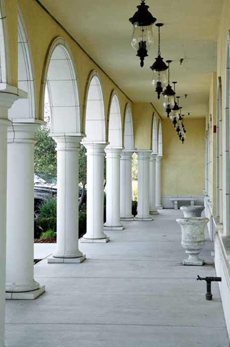Custom Architectural Foam Columns  Foam Concepts Inc