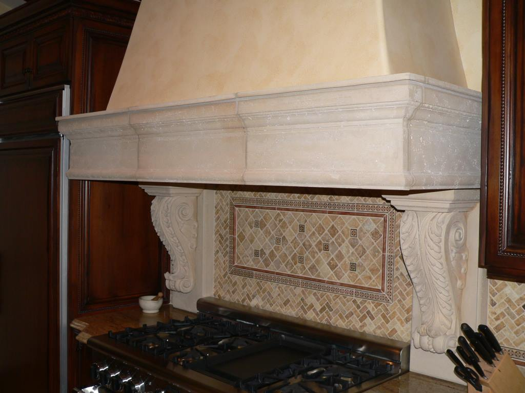 Custom Decorative Kitchen Hoods  Foam Concepts Inc