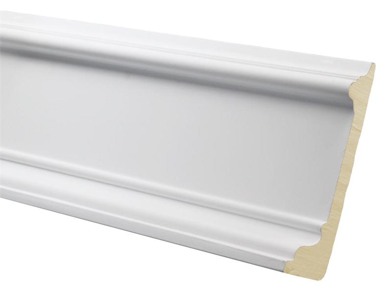 Board Cornice Wooden Fit