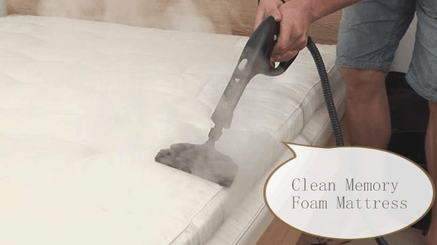 Guide For How To Clean Memory Foam Mattress