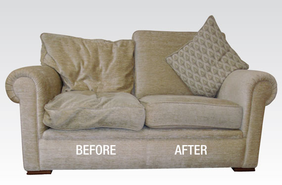 feather sofa cushions catnapper reclining parts sit better with replacement foam for comfortable if you are ordering a custom be sure to discuss cushion choices and construction