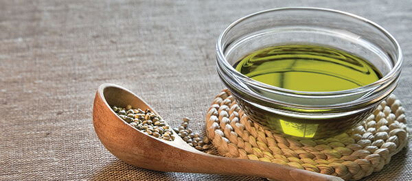 Hemp Oil & Hemp Seeds