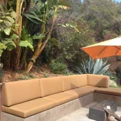 Outdoor Patio Chair Cushions Best Office Mat For Hardwood Floors Furniture Foam Mattress Order