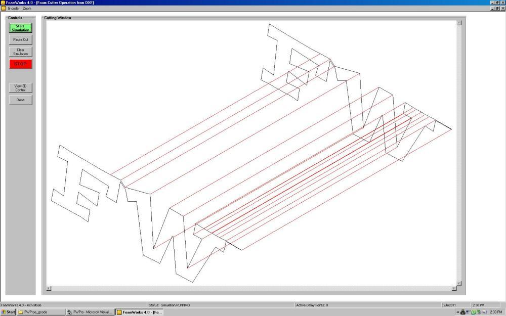 medium resolution of foamworks 4 0 cut simulation foamworks 4 0 foamworks 4 0 cut simulation hot wire foam cutter design diagram