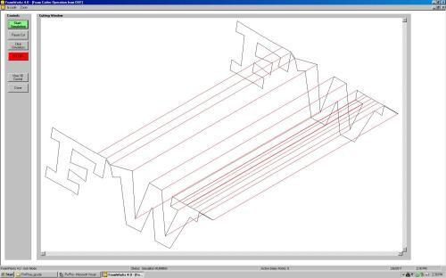 small resolution of foamworks 4 0 cut simulation foamworks 4 0 foamworks 4 0 cut simulation hot wire foam cutter design diagram
