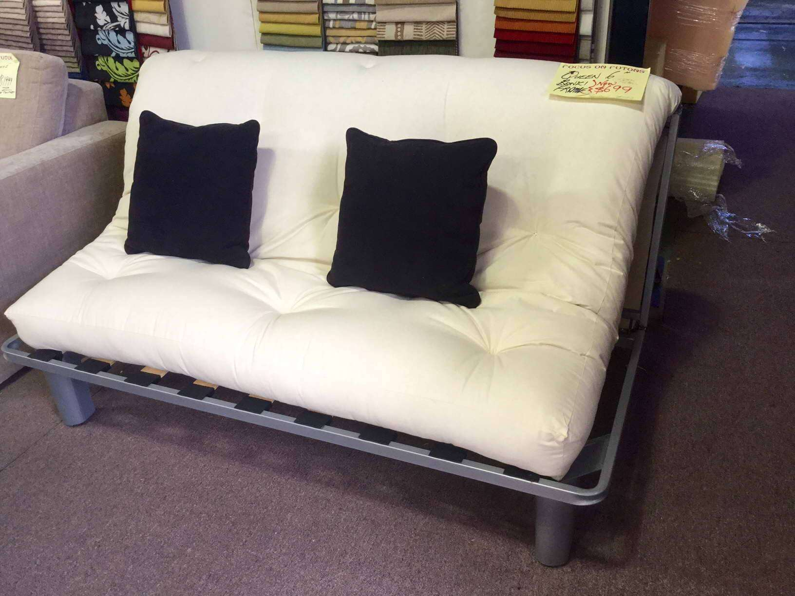 single sofa bed gold coast brown leather sofas on gumtree brokeasshome