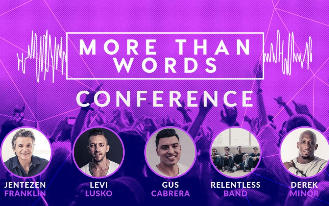 More Than Words Conference