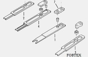 FOBTEX® Projectile Loom Parts Supplier Manufacturer Factory