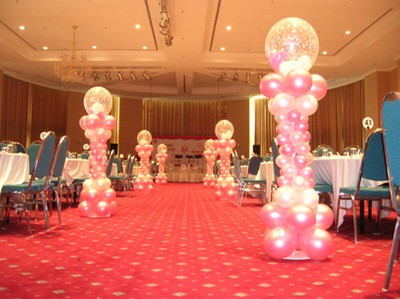 BALLOON ART  Focal Concepts  Wedding Planner  Event