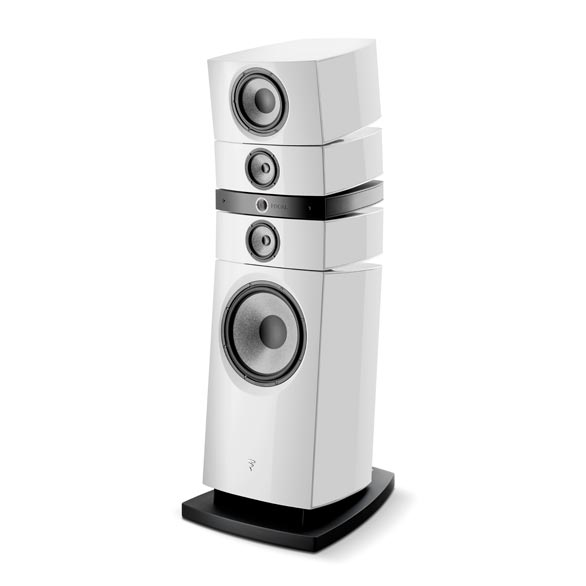 Grande utopia white focal hifi