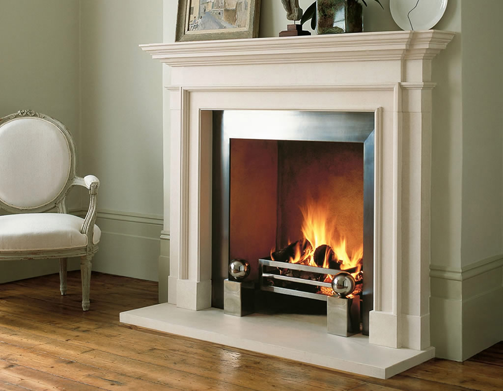 Burlington Fireplace by Chesneys  Focal Point Fireplaces