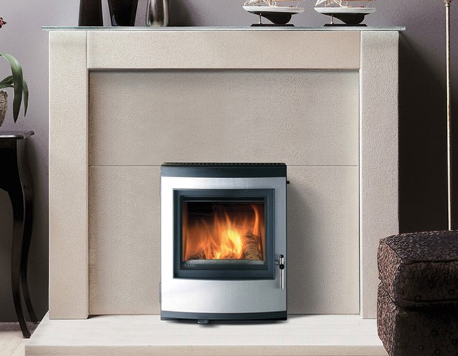301 Multifuel Inset Stove by Esse  Focal Point Fireplaces