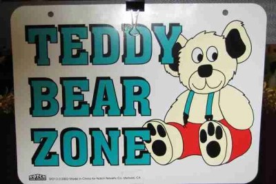 Teddy Bear Zone-¬Costello