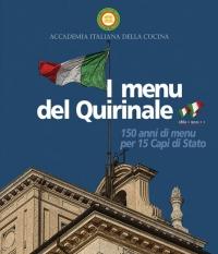 Accademia Italiana della Cucina I menu del Quirinale