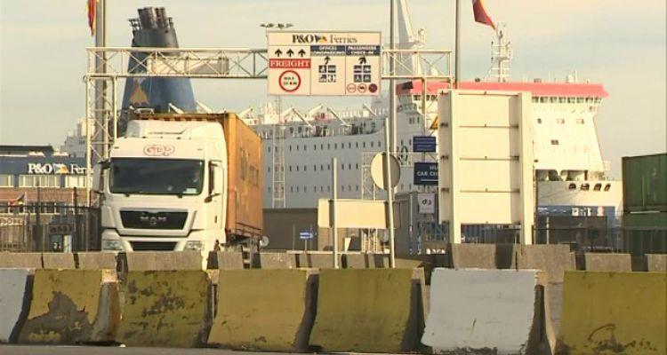 Mensensmokkelaars op heterdaad betrapt in Zeebrugge