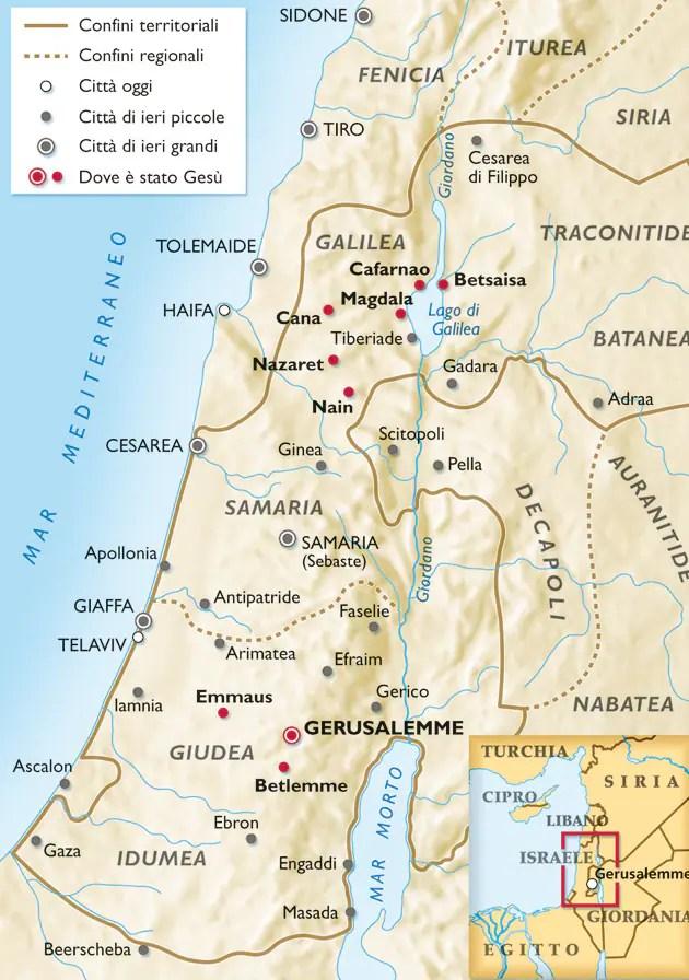 La Palestina Al Tempo Di Ges UM61  Regardsdefemmes