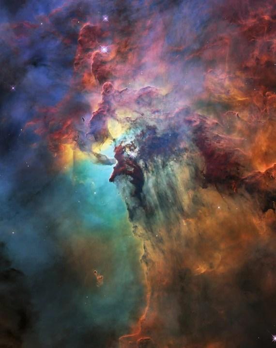 Telescopio spaziale Hubble, 29° anniversario.