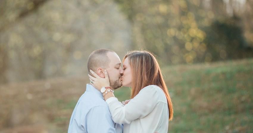 Susquehanna State Park Engagement - Maddy & Bryan 1