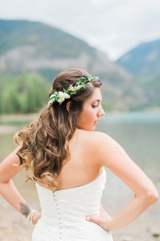 Holland Lake Lodge Montana Wedding - Nicole + Corey 6