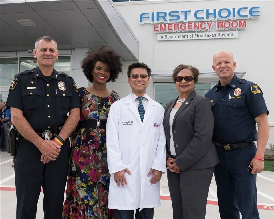 First Choice Emergency DeSoto Facility Now Open  Focus