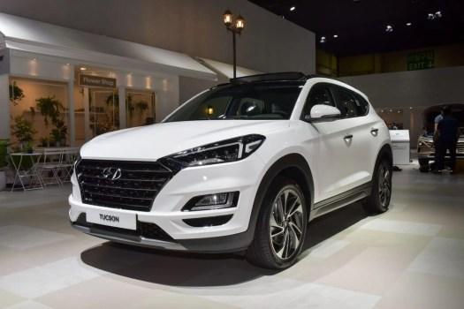 2019 Hyundai Tucson, A CUV To Consider