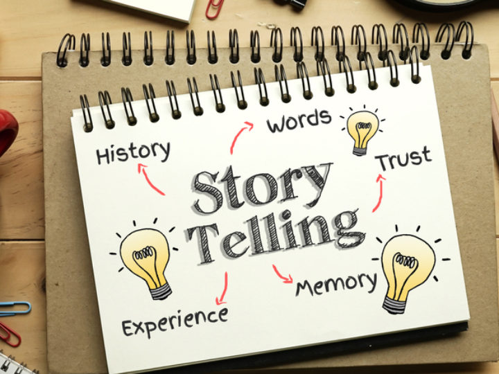 So, What's Your Story? 3 Ways Storytelling Can Help Boost Your Business.