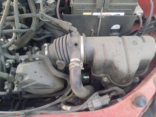small resolution of 2005 ford focus fuel filter location
