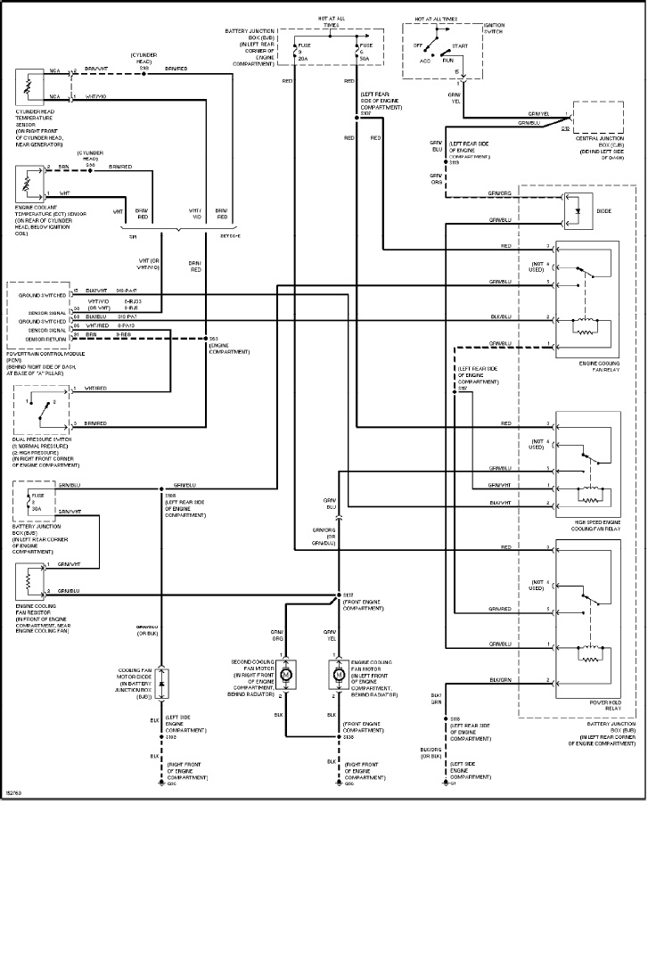 2002 ford focus svt engine diagram