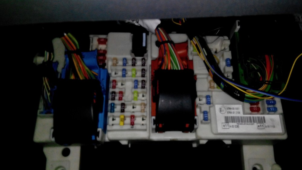 medium resolution of ford focus mk2 fuse box location fuse box location in a 2013 ford 2012 focus fuse