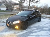 Mk3 and ST Roof-racks! - Page 15 - Ford Focus Forum, Ford ...