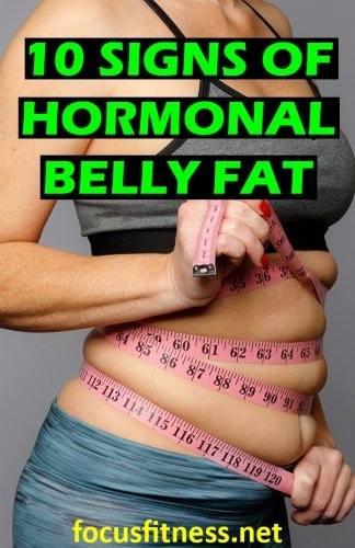 In this article, you will discover signs that your hormones many be making you gain belly fat despite diet and exercising consistently. #bellyfat #hormones #focusfitness