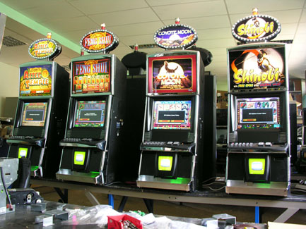 Igt gaming system bus houston laberge casino