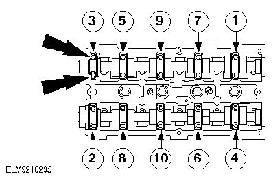 Service manual [How To Remove The Camshaft On A 2002