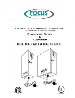 277v to 120v transformer wiring diagram lucas dr3 wiper motor installation instructions transformers – focus industries
