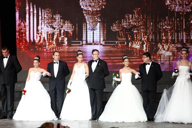16ème édition du Bal International des Débutantes