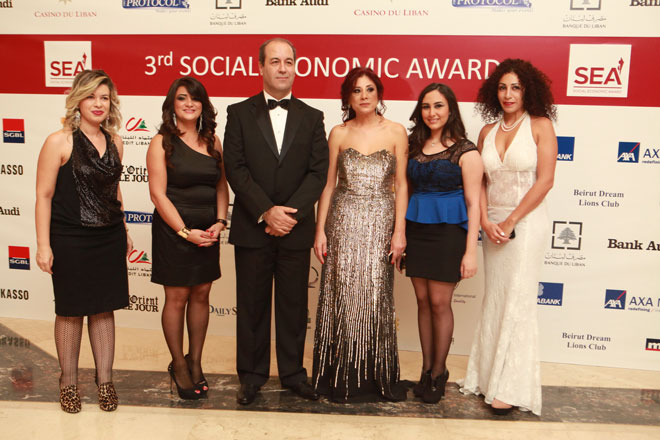 Dîner «Social Economic Award»