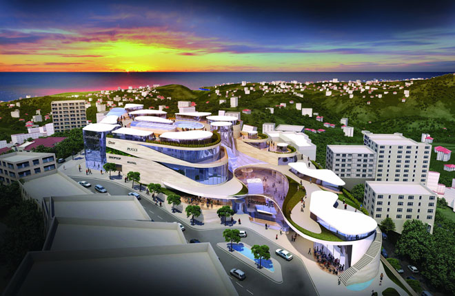 Sidcom lance le concept du «Designer Outlet Resort» au Liban
