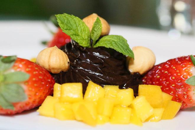 Menu Wellness au é Café Sursock