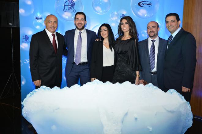 SADCO dévoile la nouvelle marque de produits de soins « Evyap » au Yacht Club