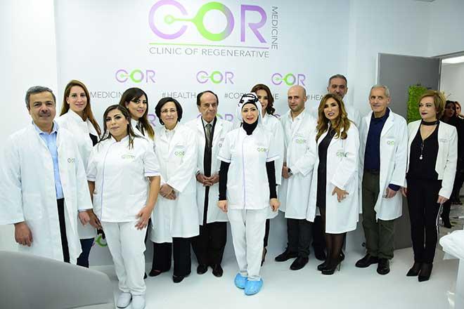 COR Medicine Clinic opening