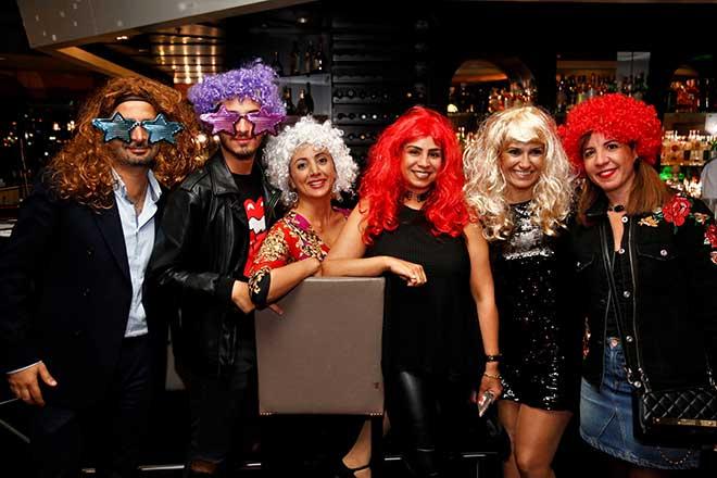 Hilton Beirut Habtoor Grand Hotel met les années 80 à l'honneur à travers des soirées rétro ludiques. Évènement inédit en ville