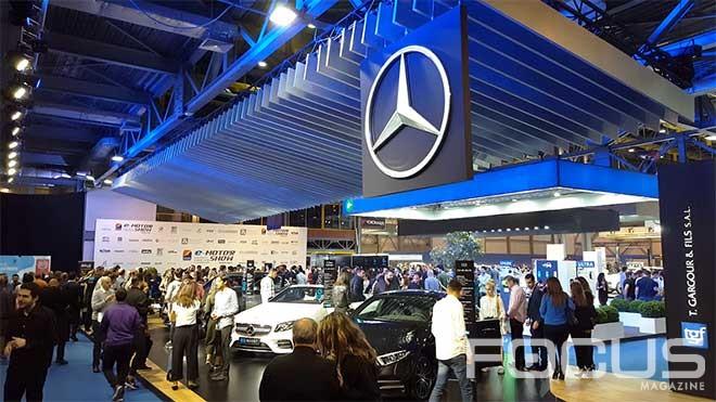 T. Gargour & Fils met l'accent sur l'EQ, l'Intelligence Electrique de Mercedes-Benz à l'e-MotorShow