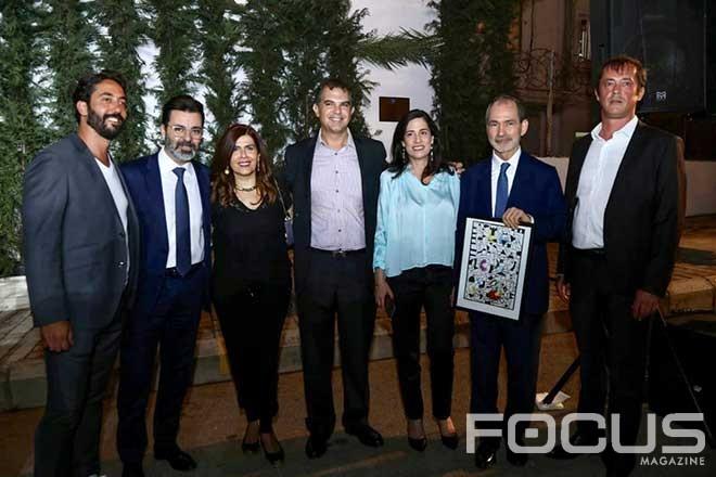 La Banque BEMO révèle « MILLA » Une peinture murale à grande échelle emmenant les libanais dans le « Voyage »