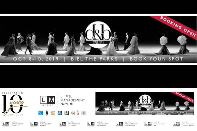 L.I.P.S. MANAGEMENT's event, Designers & Brands – Season 5