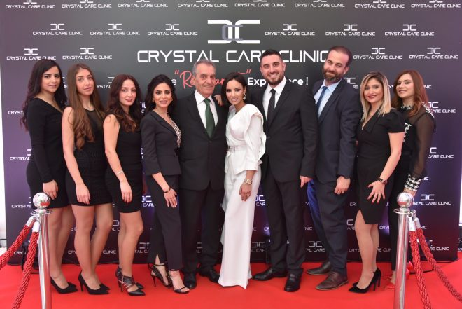Inauguration de Crystal Care Clinic