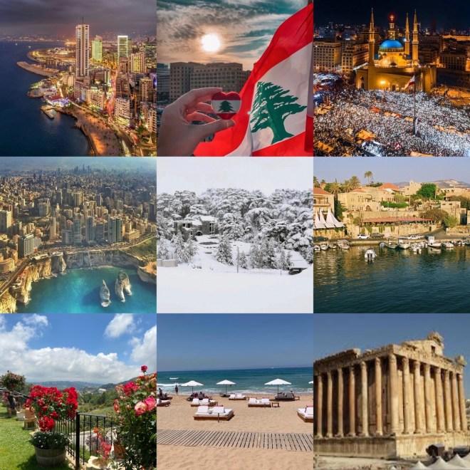 CE LIBAN QUE J'AIME