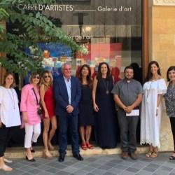 Mon Liban d'Azur à Carré d'artistes/Focus Magazine