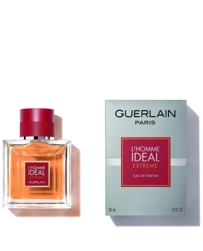Une nouvelle interprétation du parfum masculin de Guerlain: L'Homme Idéal Extrême